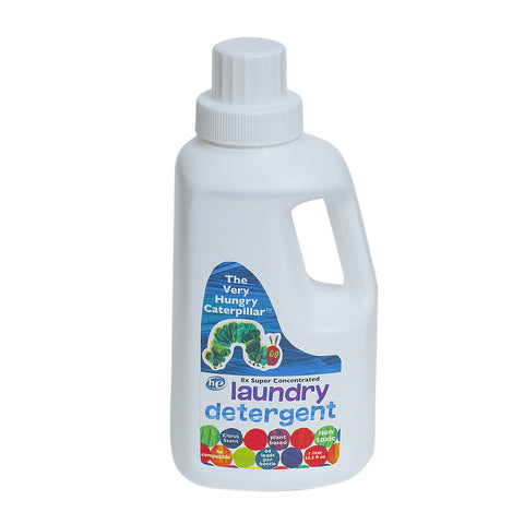 Non-toxic Laundry Detergent 32 oz.- 100% Natural, Baby Safe, 8x Super Concentrated (up to 64 loads)
