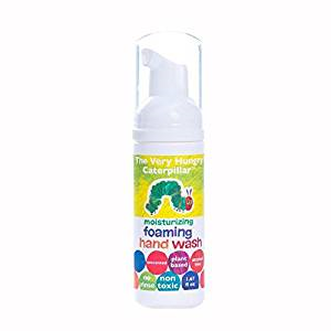 Foaming Hand Wash Travel Size (1.67 oz.)-100% Natural, Non-toxic, Child & Pet Safe, Unscented
