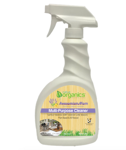 AwesomismMom Soothing Lemon Lavender Scented Multi-Purpose Cleaner 24 fl oz.