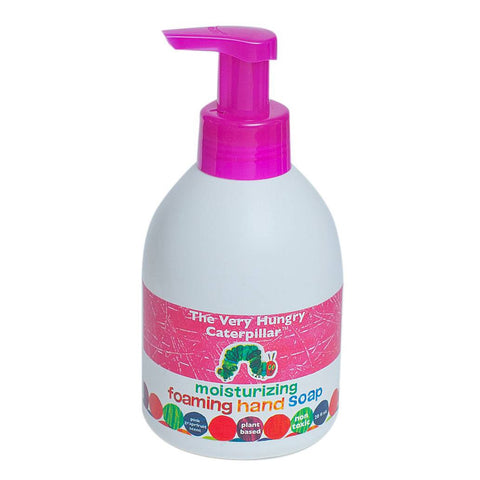 Moisturizing Foaming Hand Soap 20 oz- 100% Natural, Non-toxic, Child & Pet Safe Pink Grapefruit Scent
