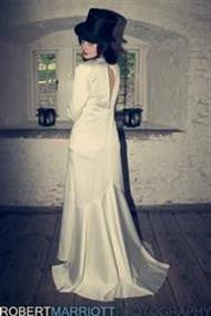 1930's Style Re-creation Wedding Gown - Jean
