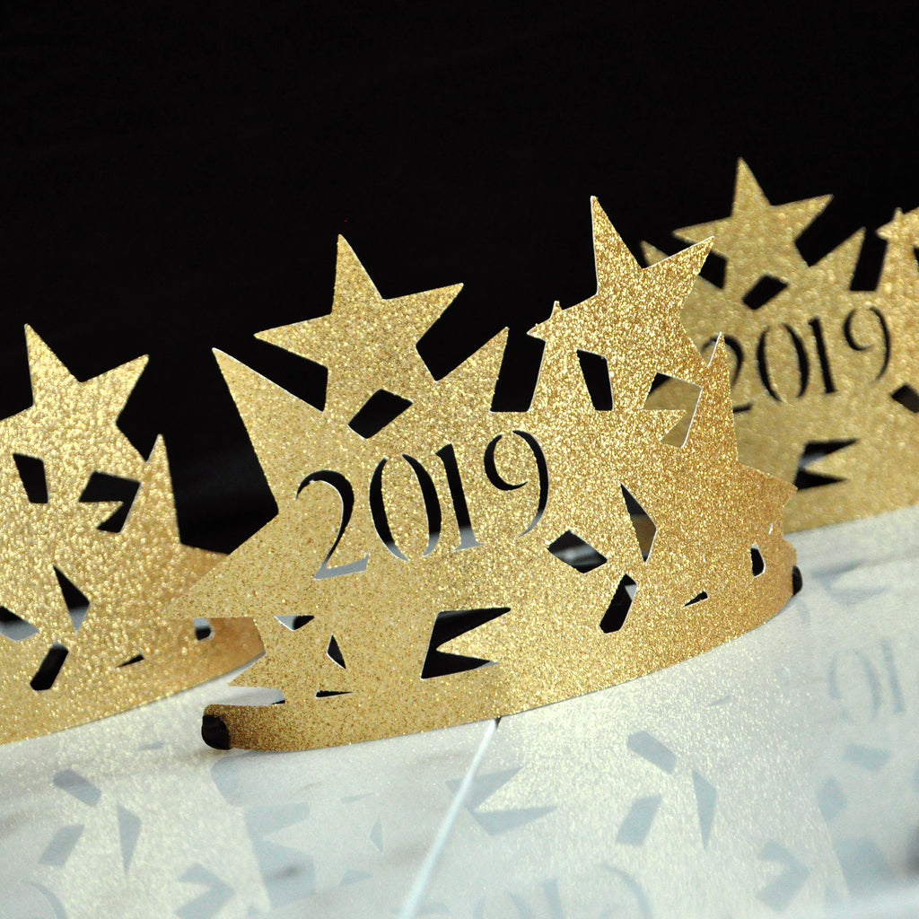 New Years Eve Hats 2021. Handcrafted in 1-3 Business Days. New Years Eve Favors. Sets of 4 or More.
