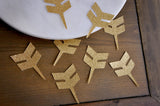 Tribal Baby Shower Decorations. Ships in 1-3 Business Days. Dreamcatcher toppers. Arrow Cupcake Toppers 12CT.
