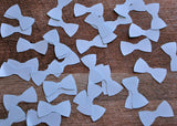 Little Man Party Decor. Ships in 1-3 Business Days. Bow Tie Confetti 50CT.