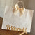 Bridesmaid Bags for Hangers.  Extra Large White Paper Bags with Handle. Bridesmaid Gift Ideas. W16KFT.