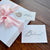 Proposal Gift Box. (Qty. 1- Unfilled Box) Blush Bridesmaid Box. Will You Be My Flower Girl. Flower Girl Proposal Box. W8MC.