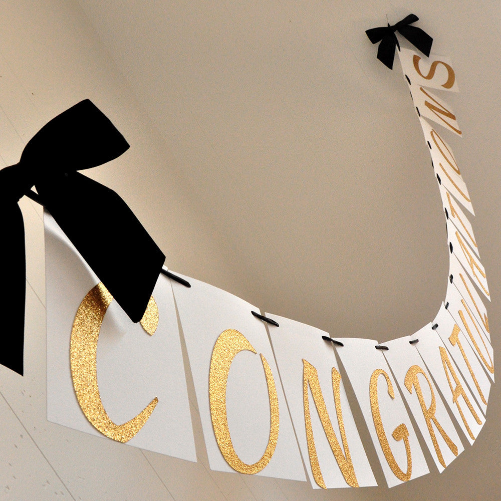 Graduation Banner. Congratulations Graduation Banner. Made in 1-3 Business Days. Class of 2019 Graduation Decor.