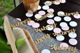 Personalized Name Confetti 50CT. Made in 1-3 Business Days. Custom Confetti.