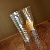 1st Birthday Party Supplies.  Handcrafted in 1-3 Business Days.  Set of 10 Star Party Cups.