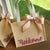 Pre-Order Only. Available Mid-March. Welcome Gift Bags. Wedding Guest Gift Bag. Hotel Welcome Bag. Burlap Gift Bag. MJ586.