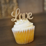 Bridal Brunch Decor. Ships in 1-3 Business Days. Bridal Shower Decorations. Love Cupcake Toppers 12CT.