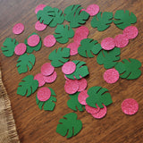 Moana Party Decorations. Moana Confetti. Handmade in 1-3 Business Days. Jungle Party Supplies. 50CT Confetti.