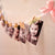 Monthly Photo Banner. Pink and Gold 1st Birthday. First Birthday Garland.