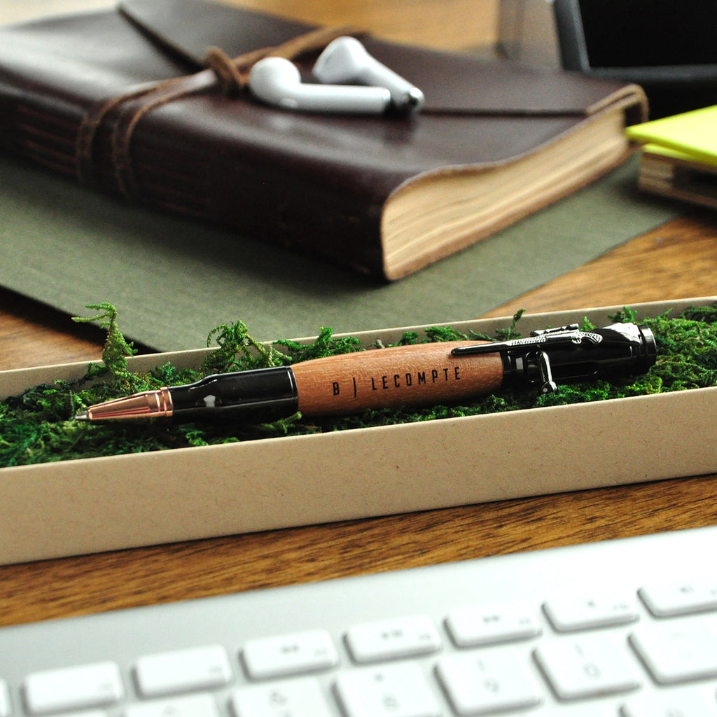 Graduation Gift. Bullet Pen. (Qty. 1) Gift for Man Who Have Everything. Gift for Boyfriend. M525BP.