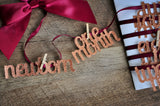 Winter Onederland Photo Banner in Rose Gold and Burgundy. Handcrafted in 1-3 Business Days. 12 Month Photo Banner. First Birthday Garland.