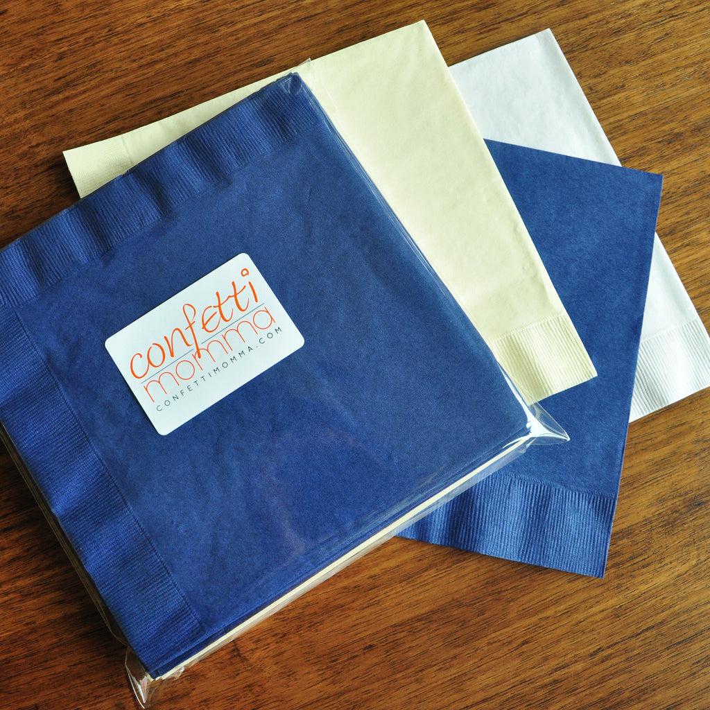 Royal Prince Baby Shower Paper Napkins Decorative Handcrafted In 1
