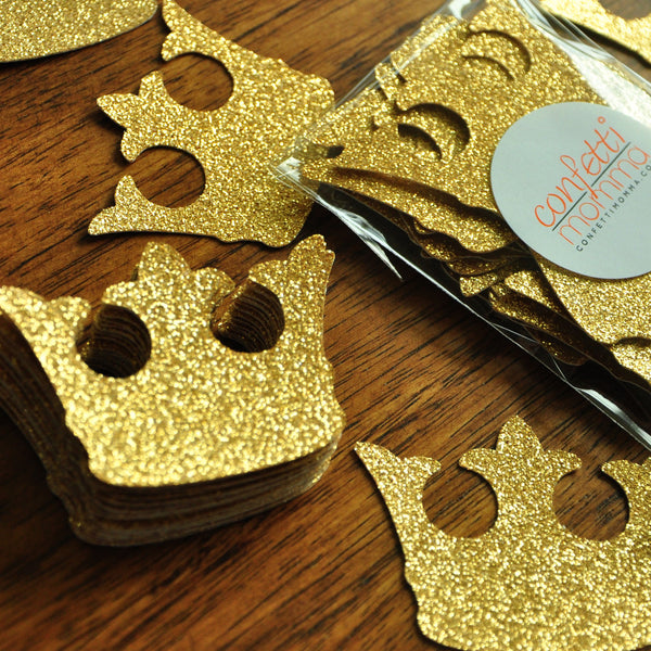 royal prince birthday party supplies  little prince  crown confetti  s  u2013 confetti momma