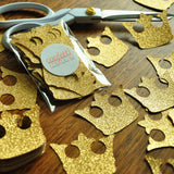 Royal Prince Birthday Party Supplies. Little Prince. Crown Confetti. Ships in 1-3 Business Days. Prince Birthday Party Decorations. 25CT.