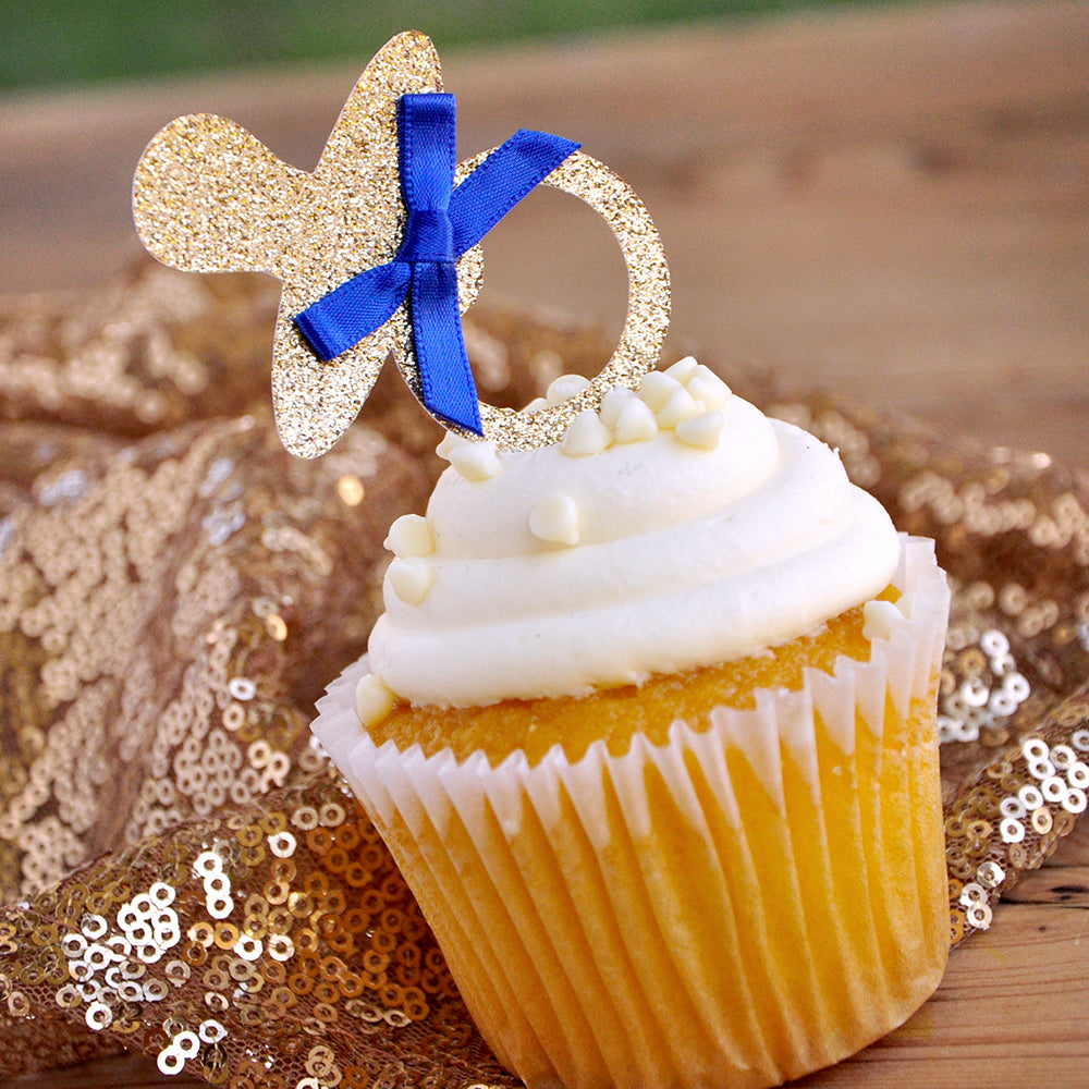 Royal Prince Baby Shower Decorations. Royal Prince Cupcake Topper. Handcrafted in 1-3 Business Days. Baby Shower Decorations. 12CT.