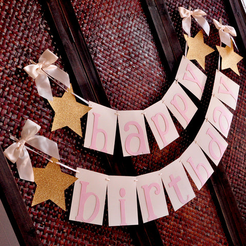 Twinkle Little Star Birthday Decorations Handcrafted In 1 3 Business Days Glitter