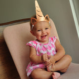 Unicorn Crown. Unicorn Horn Headpiece. Handcrafted in 1-3 Business Days. Unicorn Horn Headband. Set of 5 or More.