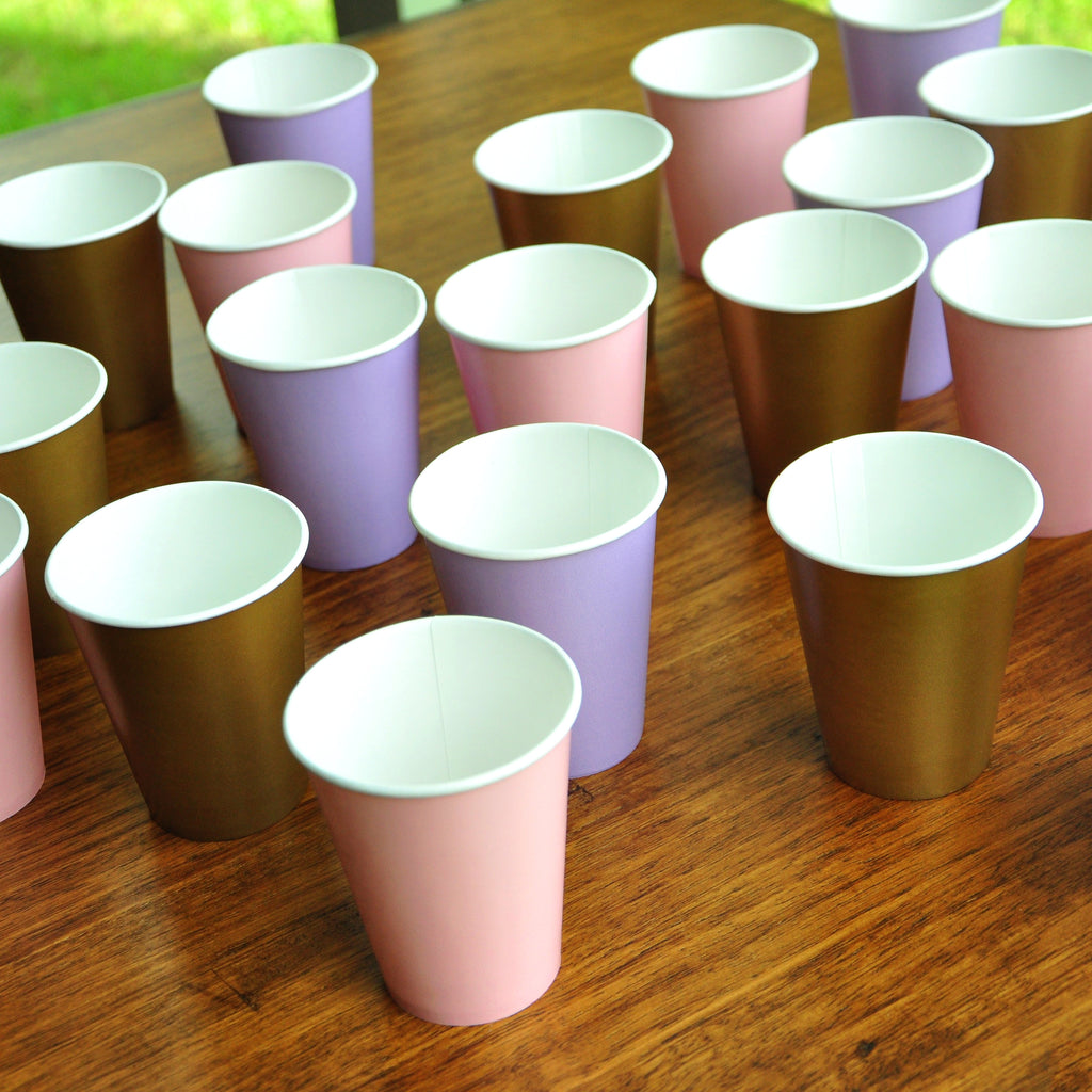 Unicorn Party Cups. Pastel Party Decor. Princess Party Supplies. Ships in 1-3 Business Days. Set of 12 or More.