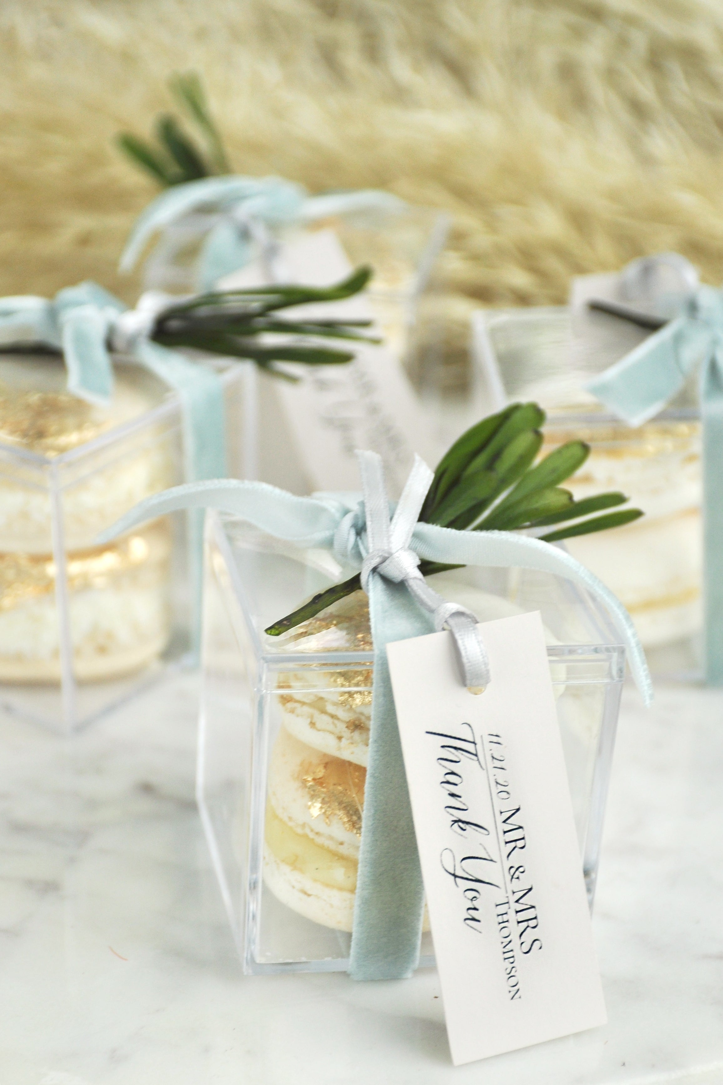 Wedding Favors for Guests. (10 Set of 100). Personalized Wedding