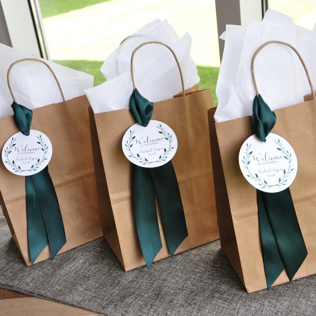 Wedding Welcome Bags. Crafted In 1-3 Business Days. Hotel