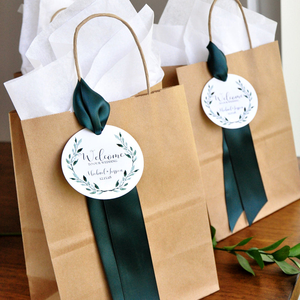 Wedding Welcome Bags. Hotel Wedding Welcome Bag. Welcome Gift Bag. Br8KFT