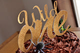 Wild One Cake Topper for Tribal Party. Ships in 1-3 Business Days. Wild One Birthday Decorations.