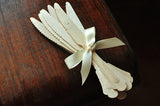Wooden Knives for Party Utensils. Ships in 1-3 Business Days. Eco Friendly Wedding Utensils. Baroque Style Wooden Cutlery.