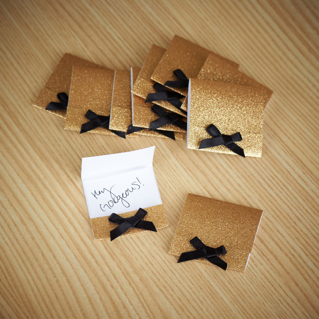 Party Favors for Adults.  Ships in 1-3 Business Days.  Matchbook Notebook.  Mini Note Pad 10 CT.