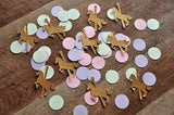 Carousel Horse Party Decorations. Ships in 1-3 Business Days. Merry-Go-Round Horse Confetti 50CT.