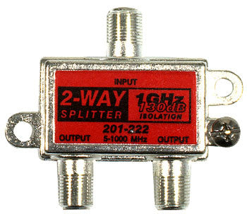 2-Way 1GHz 130dB Splitter