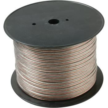 1000' 18-Gauge Economy Speaker Wire - 2 Conductor