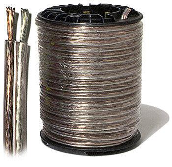 100' 18-Gauge Bulk Speaker Wire - Spool