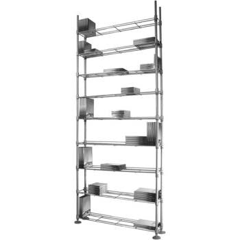 Multimedia Steel Shelving