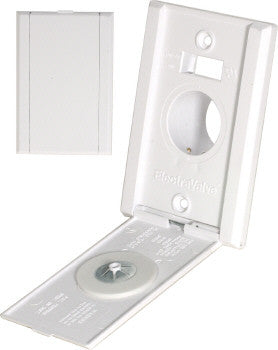 ElectraValve Electric Inlet in White