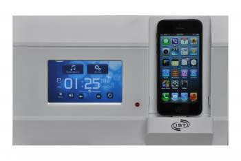ALMOND - In-wall Music System, Touchscreen, Bluetooth Streaming, iPod, mp3, USB