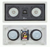 "5.25"" CENTER CHANNEL SPEAKER"