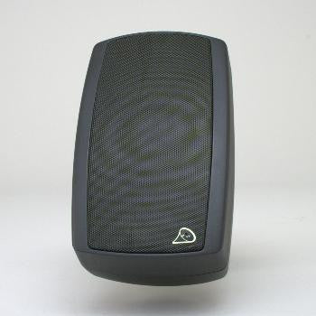 BLACK - Foreground music speaker