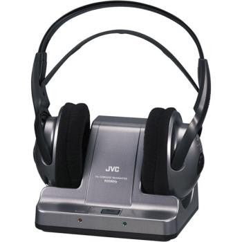 900 MHz Wireless Stereo Headphones with Call Feature