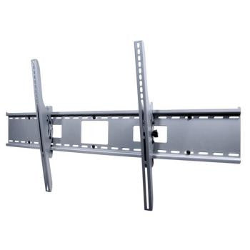 Silver 61 to 102 Universal Tilt Wall Mount