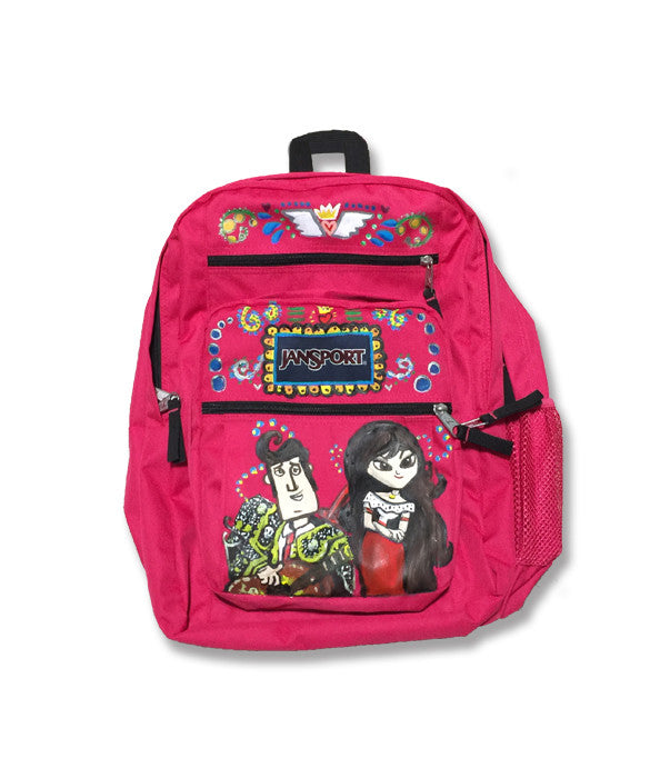 The Book of Life Jansport