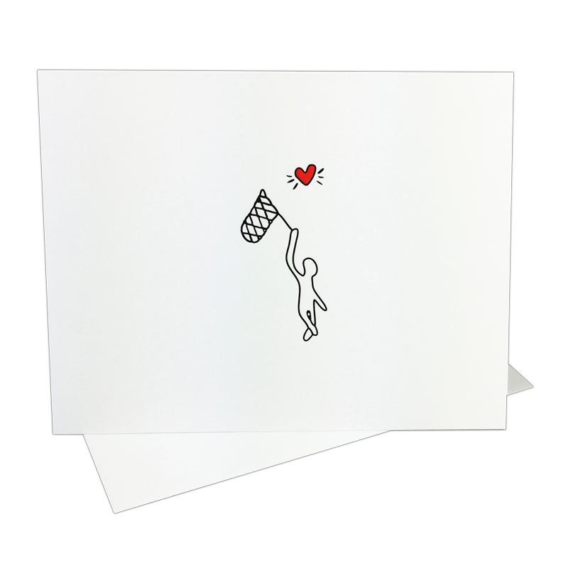 All the Love You Can Carry Notecards (Set of 16)