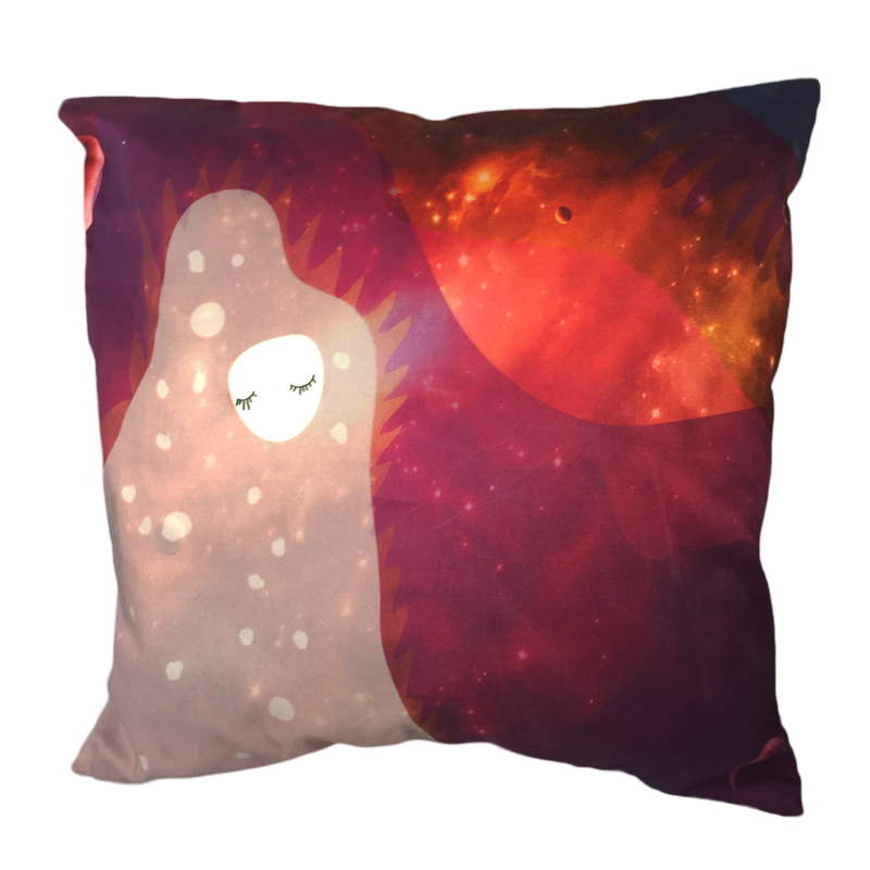 Dream Mountain: Dreamkeeper Pillow