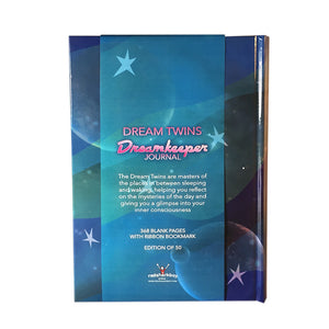 Dream Twins: Dreamkeeper Journal