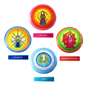 Intention Magnets - Series II (Set of 4)