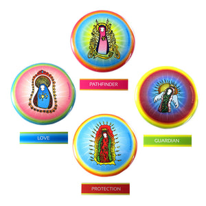 Intention Buttons - Series I (Set of 4)