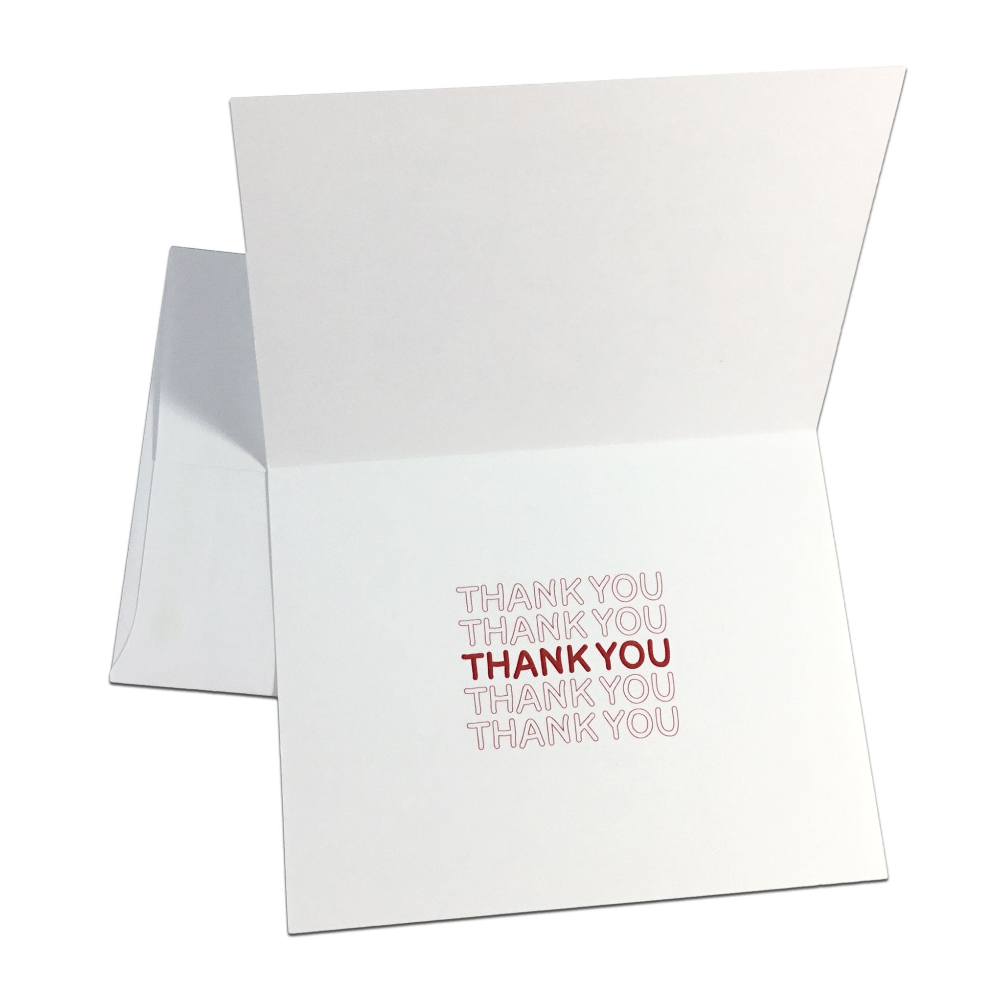 ThankYouThankYou Notecards - Vol. 1 (Set of 8)